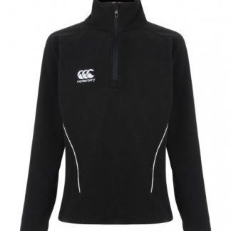 Canterbury Ladies Team Zip Neck Micro Fleece