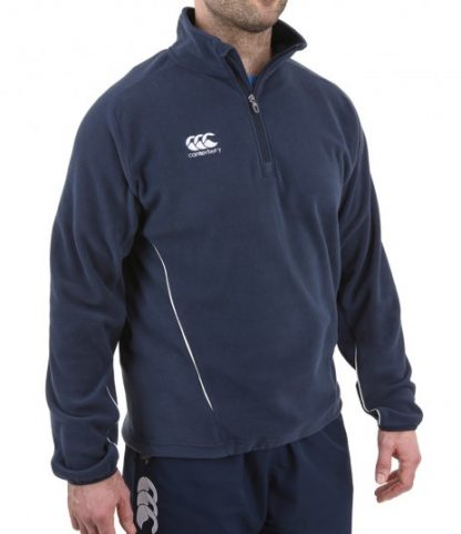 Canterbury Team Zip Neck Micro Fleece