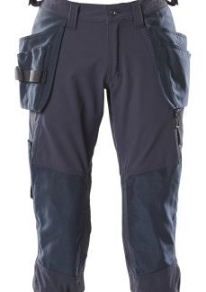 MASCOT® ACCELERATE ¾ Length Trousers with kneepad pockets and holster pockets