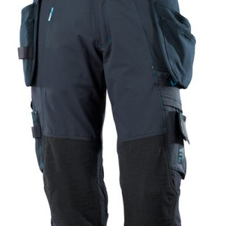 MASCOT® ADVANCED ¾ Length Trousers with kneepad pockets and holster pockets