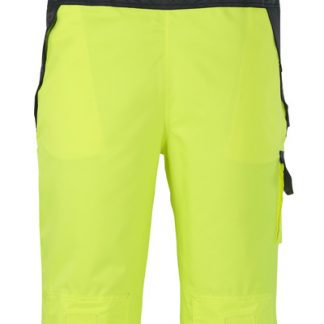 MASCOT® SAFE IMAGE Bib & Brace Over Trousers with kneepad pockets