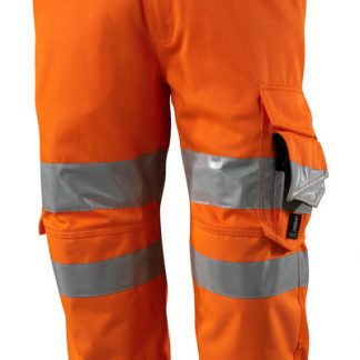 MASCOT® SAFE SUPREME ¾ Length Trousers with kneepad pockets