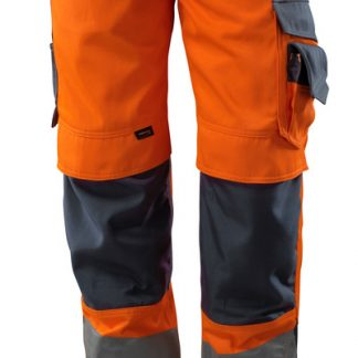 MASCOT® SAFE SUPREME Trousers with kneepad pockets